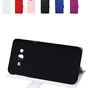 Protective PU Leather Magnetic Vertical Flip Case for Samsung Galaxy A8(Assorted Colors)