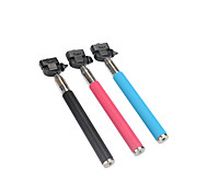 kingma® accessoires de sport monopode caméra portable selfie bâton bâton de poche extensible pour xiaomi yi
