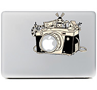 The Camera Decorative Skin Sticker for MacBook Air/Pro/Pro with Retina Display