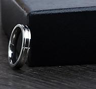 Eruner®Unisex Parallel Lines Titanium Steel Ring