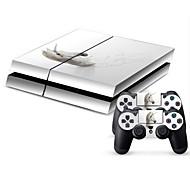 Borse, custodie e pellicole # - di PVC - PS4 Novità