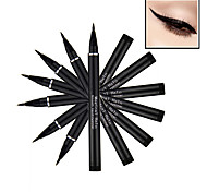 New Design Instant Black Quickly Dry Liquid Eyeliner Pen Eye Liner Pencil Cosmetic