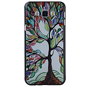 Tree Of Life  Pattern PC Hard Case For Galaxy A8