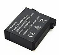 Batteria 1160mah per GoPro eroe 4 AHDBT-401 batteria