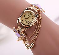 New Fashion Quartz Watch Women Dress Watch  Wristwatch Luxury Gold