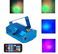 LT-  Remote Control Red Green Blue Minni Laser Projector