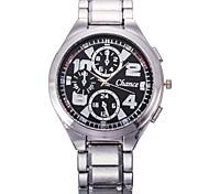 negocio de los hombres hermoso reloj