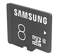 classe 8gb samsung 6 microSDHC cartão de memória tf