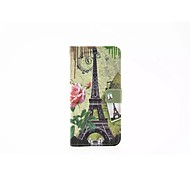 Special Design 3D Pattern PU Leather Full Body Case Shatter-Resistant Case with Stand for iPhone 6