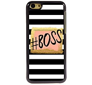 Boss Design Aluminum High Quality Case for iPhone 5C