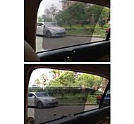 1pairs 35 centimetri * auto dimensioni 42 centimetri tende automaticamente a scomparsa protezione solare crema solare persiane automatiche
