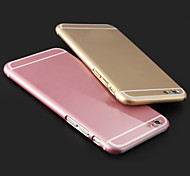 BIG D Metal Back Case for iPhone 6 Plus (Assorted Color)