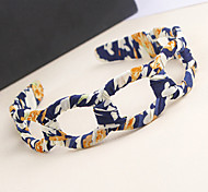 Z&X® Resin Fashion Cute Hollow Out Headbands Party/Casual 1pc(pattern  Random)