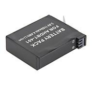 3.8v 4.4wh 1160mah batería li-polímero para GoPro héroe 4
