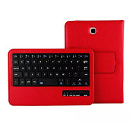 Luxury PU Leather Full Body Stand Case with Bluetooth Keyboard for Galaxy Tab A 9.7 (Assorted Colors)