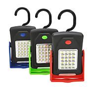 Lanternas LED LED 2 Modo 380lm Lumens Superfície Antiderrapante / Emergência / Tamanho Pequeno / Bolso LED AAACampismo / Escursão /