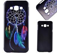 cor padrão campanula material de pc caso de telefone celular para Samsung Galaxy a8