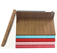 Wood Pattern Protective Case Cover with Stand for iPad iPad mini/mini 2/mini 3(Assorted Colors)