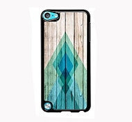 The Plank Design Aluminum High Quality Case for iPod Touch 5
