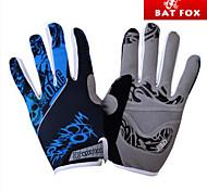 BatFox FOX-2210 Running Sports Men Red Blue Green Racing Motor Cycling Gloves Full Finger