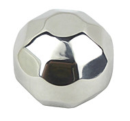 Polygon Style Stainless Steel Ice Cube