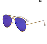 Sunglasses Men / Women / Unisex's Classic / Fashion Flyer Gold Sunglasses Full-Rim