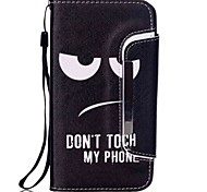 Eye Pattern Two-in-One PU Leather for Samsung Galaxy Note 3