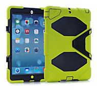 Newest waterproof shockproof dirtproof Case shell +Belt Clip Holster For iPad Air(Assorted Color)