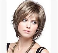 europa peluca corta mullida