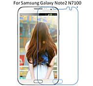 5PCS For Ultra Thin HD Transparent Anti-Scratch Screen Protector Film Samsung Galaxy Note2 N7100