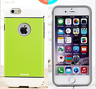 Candy Double Color Soft TPU Silicone Hybrid Back Case Shockproof Cell Phone Super Thin Protect Cover Bag for iphone 4/4s