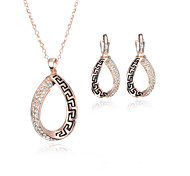Fashion Gold Jewelry Set