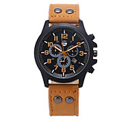 Men Watch Leisure Fashion Unisex Watch Students Wrist Watch Sporty Calendar Quartz Watch