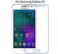 5PCS Ultra Thin HD Transparent Anti-Scratch Screen Protector Film For Samsung Galaxy A3