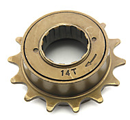 Bike Bicycle 14T Tooth Freewheel Sprocket Gear 34mm Thread Cycling Accessory
