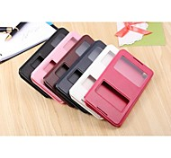 The New Open The window Holster Special Mobilephone Protective Sleeve Following From for Htc 816 Assorted Colors