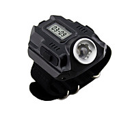 Iluminación Linternas LED / Correa para Luz de Casco LED 7 Lumens 7 Modo - Pila Tipo D Tamaño Compacto / Emergencia
