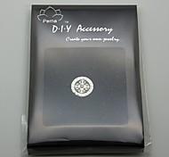 DIY Silver Charm Accessory-Vajra