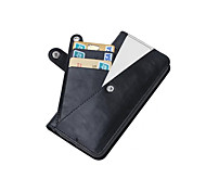 PU Leather Slim Stand Case Cover Wallet Case Classic for Apple iphone6 Plus