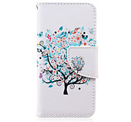 Blooms Pattern PU Leather Full Body Case for iTouch 5