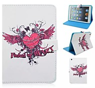 Love Butterfly Totem About Opening with A Protective Sleeve for iPad 4/3/2