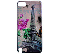 Transmission Tower Pattern Hard Case for iTouch 5
