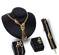 Europe Exaggerated Jewelry Jewelry Set