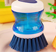 Kitchen Supplies Wash The Pot Brush Cleaning Brush & Cloth