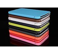 Pour Samsung Galaxy Note Avec Support Coque Coque Intégrale Coque Couleur Pleine Cuir PU pour Samsung Note 8.0