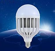 24W E26/E27 Bombillas LED de Globo A60(A19) 48 SMD 5730 180 lm Blanco Cálido / Blanco Natural Decorativa AC 100-240 V 1 pieza