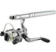 JXKH Vara de Pesca de Barco 96.2cm M Isco de Arremesso Metal / Carbono Haste