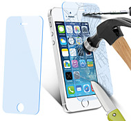 Angibabe 0.1mm Ultra Thin Rounded Edge 2.5D Anti-Blue Ray Tempered Glass Screen Protector For iPhone 5 5S 5C 4 Inch