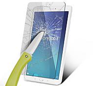 angibabe 0,4 millimetri 9h 2.5d temperato protezione dello schermo di vetro per Samsung Galaxy e T560 9.6 pollici