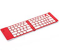 plegada teclado bbluetooth tableta para ios / ventanas / android